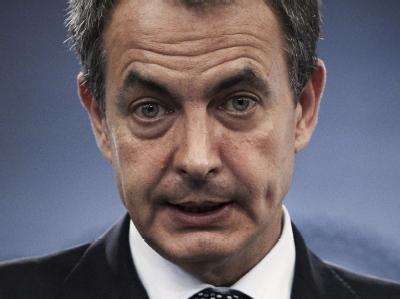 Spaniens Ministerpräsident Jose Luis Rodriguez Zapatero. (Archivbild)