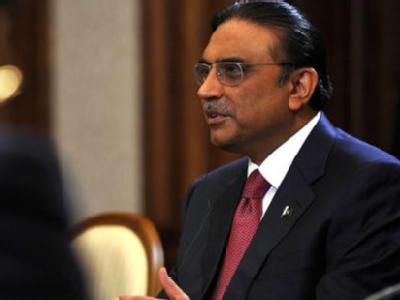 Auch Pakistans Präsident Asif Ali Zardari wird in den WikiLeaks-Dokumenten nicht verschont: Ihm wird darin massive Korruption vorgeworfen. (Archivbild)