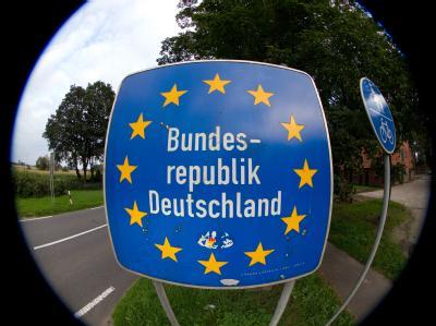 Grenze zur Bundesrepublik