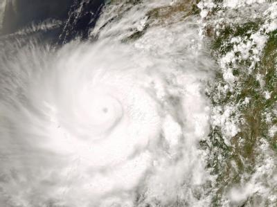 Zyklon «Nargis»