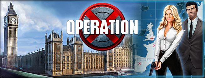 Operation X Game