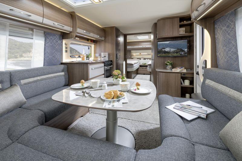 fendt caravan p rsentiert die caravans 2019. Black Bedroom Furniture Sets. Home Design Ideas