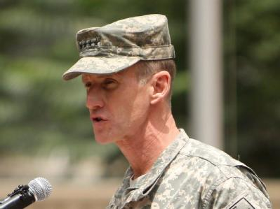 US-General McChrystal