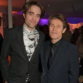 Willem Dafoe und Robert Pattinson