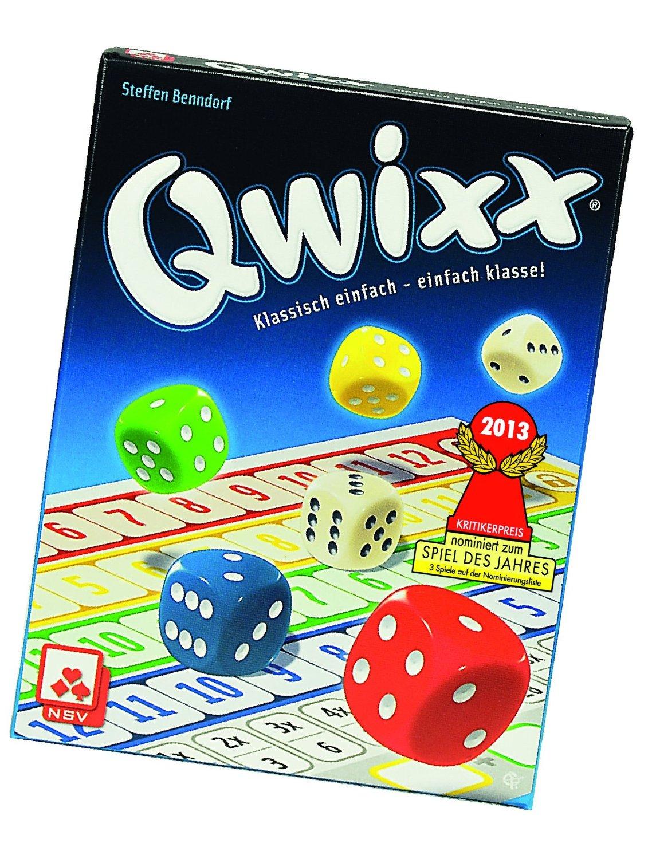 Quixx Spiel