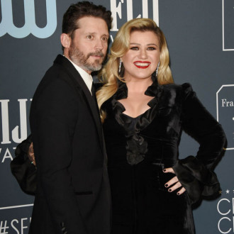 Brandon Blackstock und Kelly Clarkson
