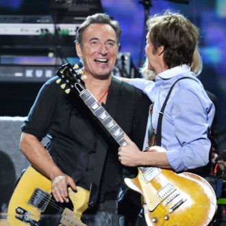 Bruce Springsteen und Paul McCartney