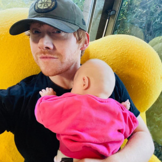 Rupert Grint mit Wednesday