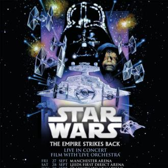 Star Wars-Filmplakat