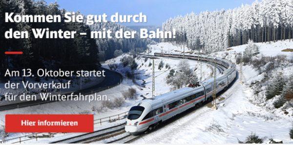Db Winterfahrplan