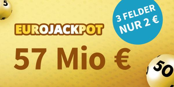 Aktueller Jackpot Eurojackpot
