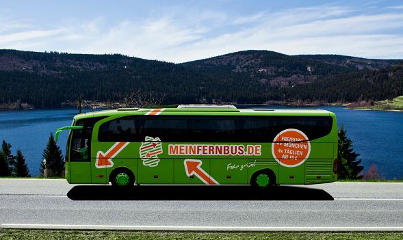 Fahrt Stornieren Meinfernbus