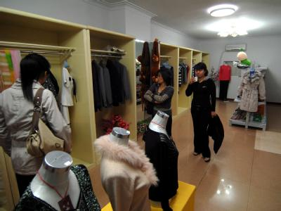 Shopping in Pjöngjang