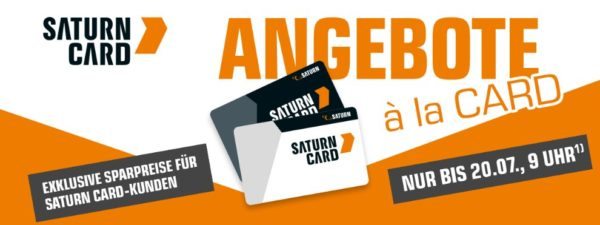 Saturn Card Einloggen