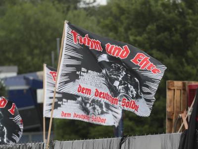 Neonazi-Konzert in Themar