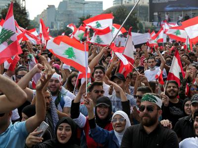 Proteste in Beirut