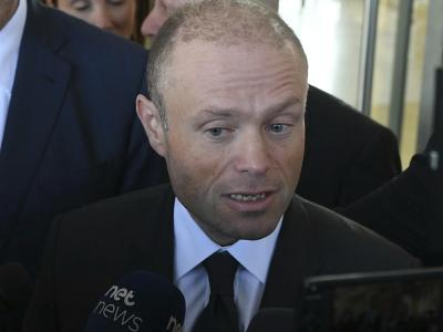 Premierminister Muscat
