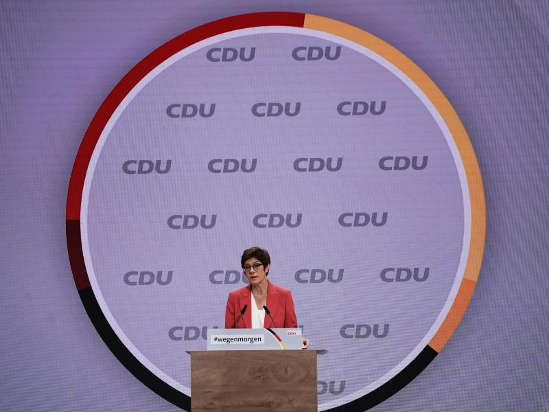 Digitaler CDU Bundesparteitag