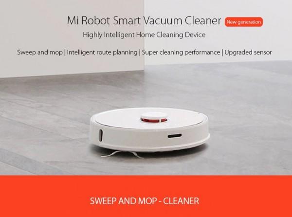 top smart robot saug und wischroboter 2 generation. Black Bedroom Furniture Sets. Home Design Ideas